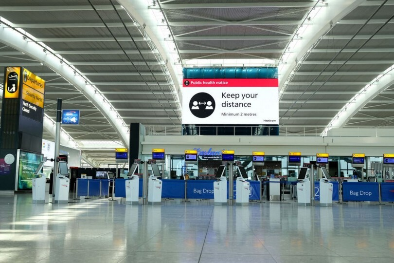 Heathrow is losing out, according to its chief executive