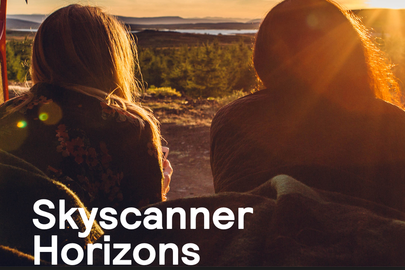 Skyscanner sees better outlook for UK bookings
