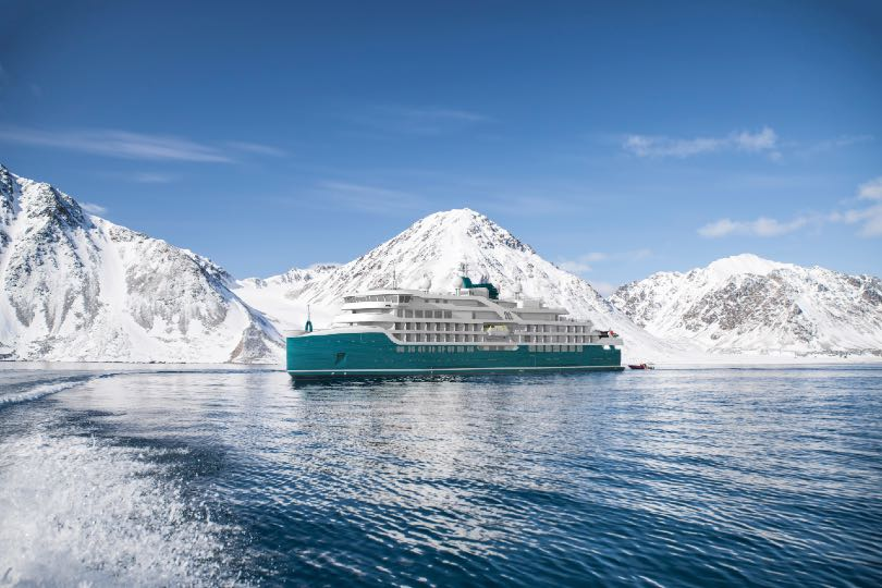 """Swan Hellenic will take delivery of two """"ice class"""" ships to explore the polar regions"""
