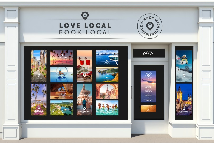 Travel Network Group launches 'book local' campaign
