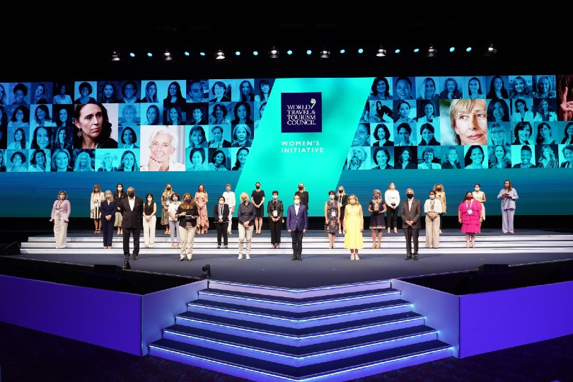 Industry-wide backing for WTTC gender equality pledge