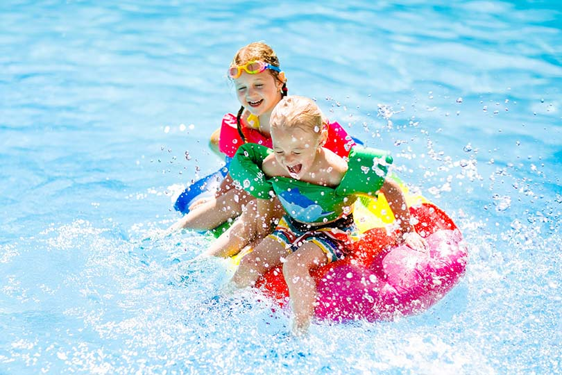 Top accommodation options in the Med for families