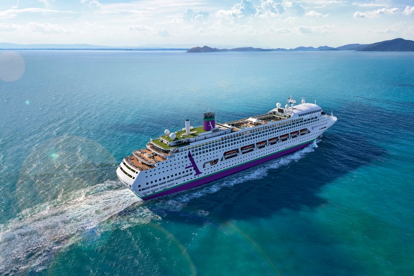 Ambience will embark on its maiden voyage in April 2022