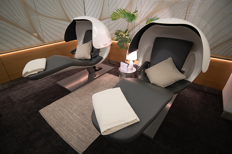BA aims to send people to sleep with new pods