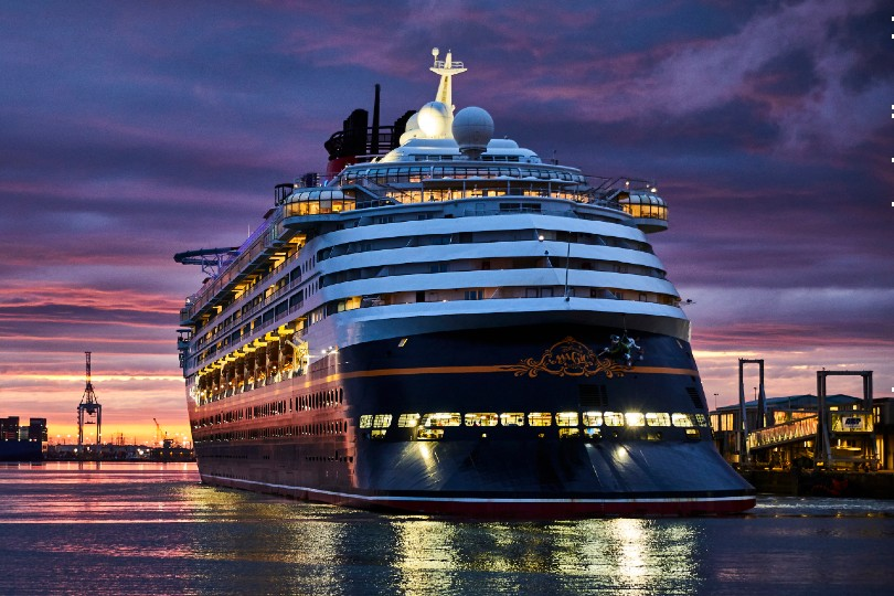 Disney Magic calls in Southampton ahead of 'Magic at Sea' sailings