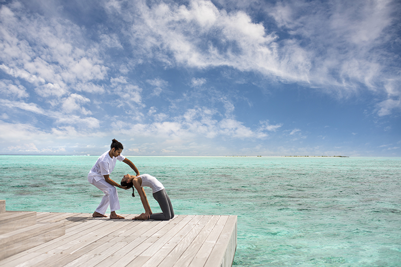 Four Seasons Laanda Giraavu Maldives Spa
