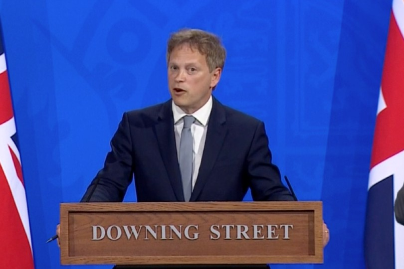 Abta rebukes Shapps over flippant comments on agents