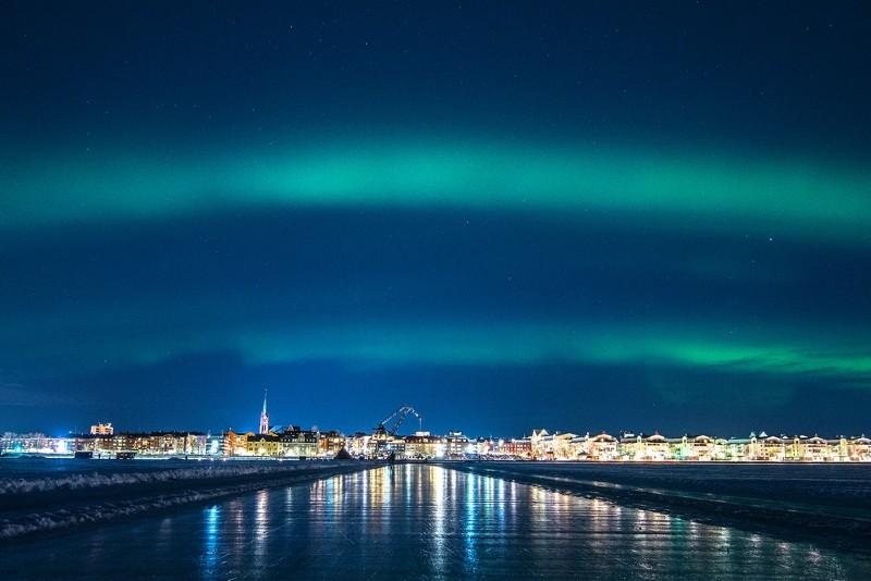 SAS launches direct UK-Swedish Lapland route