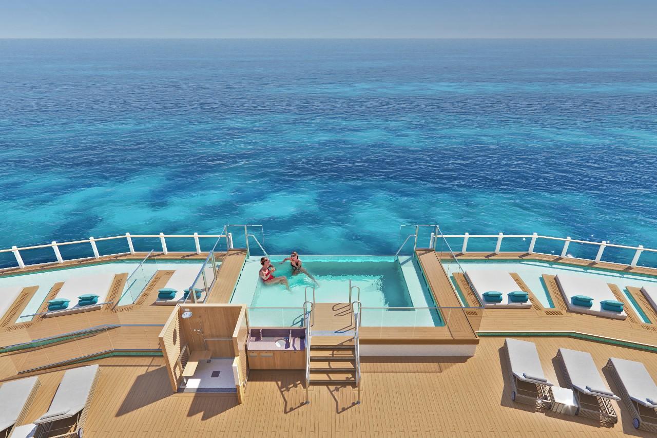 Ocean Boulevard onboard Norwegian Prima