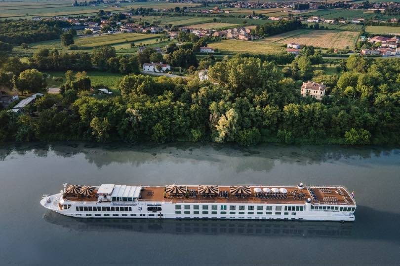 Uniworld launches 'Rivers of the World' cruise trip