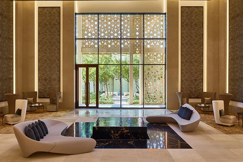 Zulal Wellness Resort in Qatar is a sister resort to Chiva Som