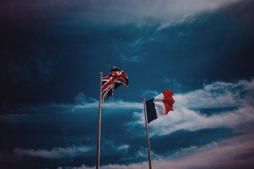 France will introduce a seven-day quarantine requirement for UK visitors from Monday (Credit: Aleks Marinkovic / Unsplash)