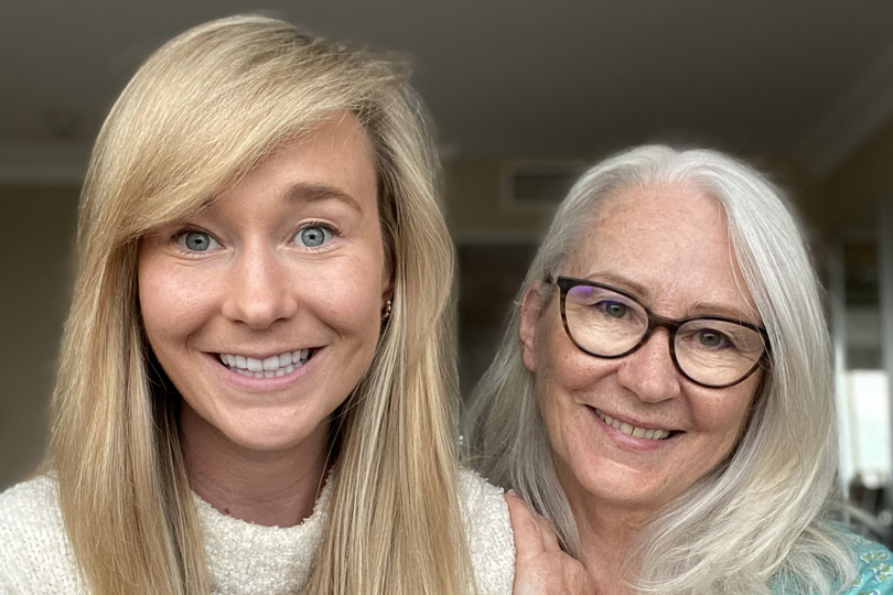 Katie Terrington and her mother found themselves with an unexpected additional hotel stay