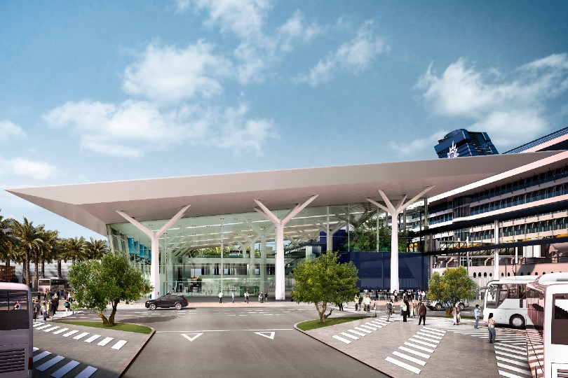 MSC will invest €33 million in the new facility (Credit: MSC Cruises)