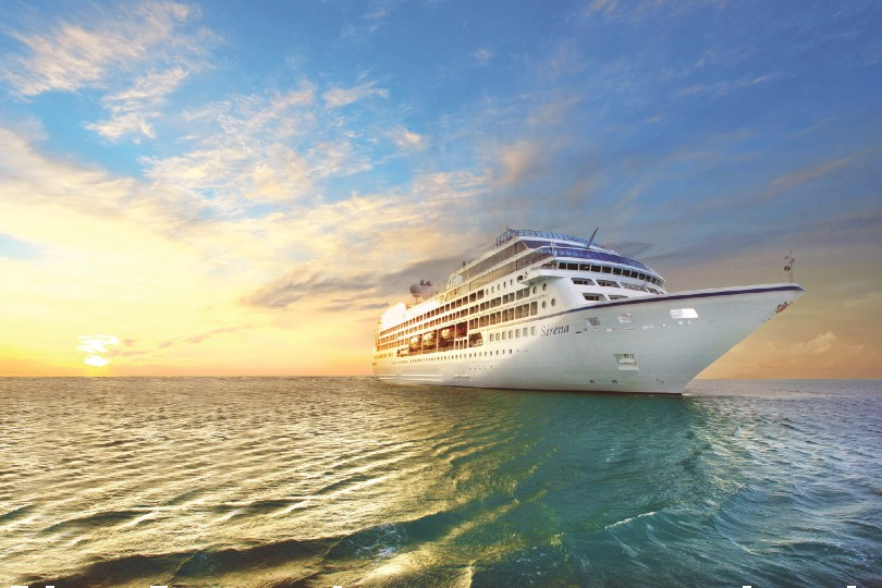 Sirena (pictured) will re-enter service next year (Credit: Oceania Cruises)