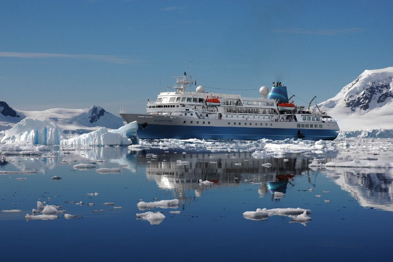 Seaventure's 2022 programme will include sailings from Dublin and stops in Edinburgh and Belfast (Credit: Viva Cruises/TravMedia)
