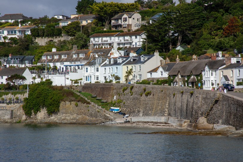 The additions include properties on Cornwall's Roseland Peninsula (Pictured: St Mawes) (Credit: Mark Jordan / Unsplash)