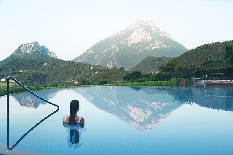 Lefay Resort & Spa Lago di Garda in Italy
