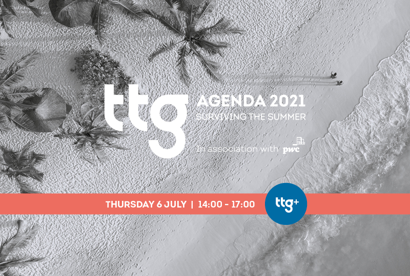 Join TTG's latest Agenda 2021 with top industry speakers and exclusive consumer and trade research