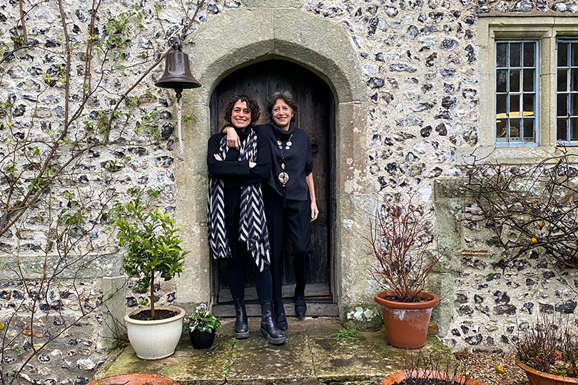 Hotel experts Alex and Olga Polizzi are opening their first hotel together