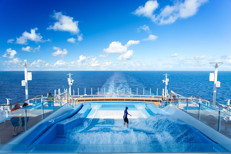 Royal Caribbean Group hails 'surge' in cruise bookings