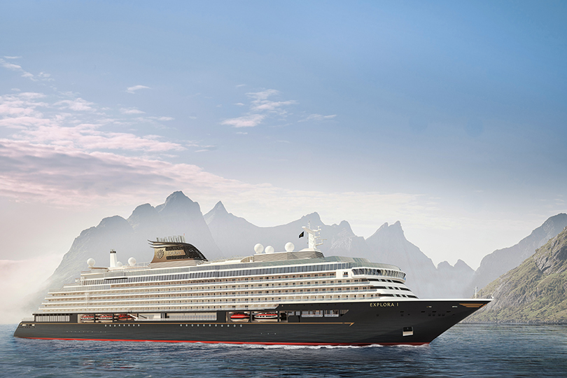 MSC reveals new luxury brand Explora Journeys