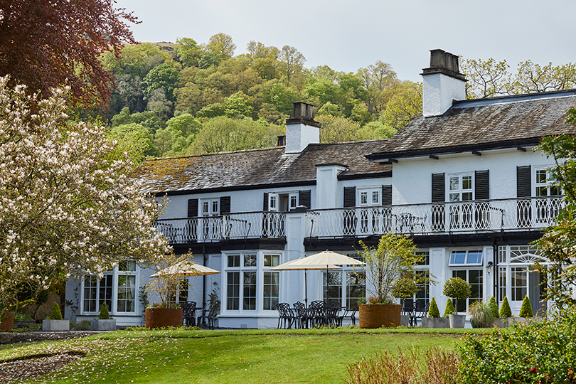 Luxuriating in the Lake District with a champion chef