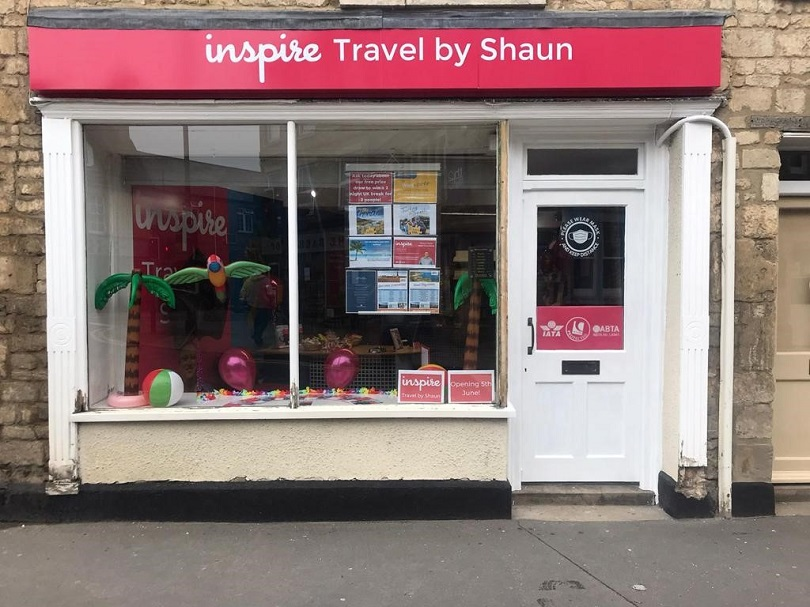 Former Tui manager partners with Inspire to open store