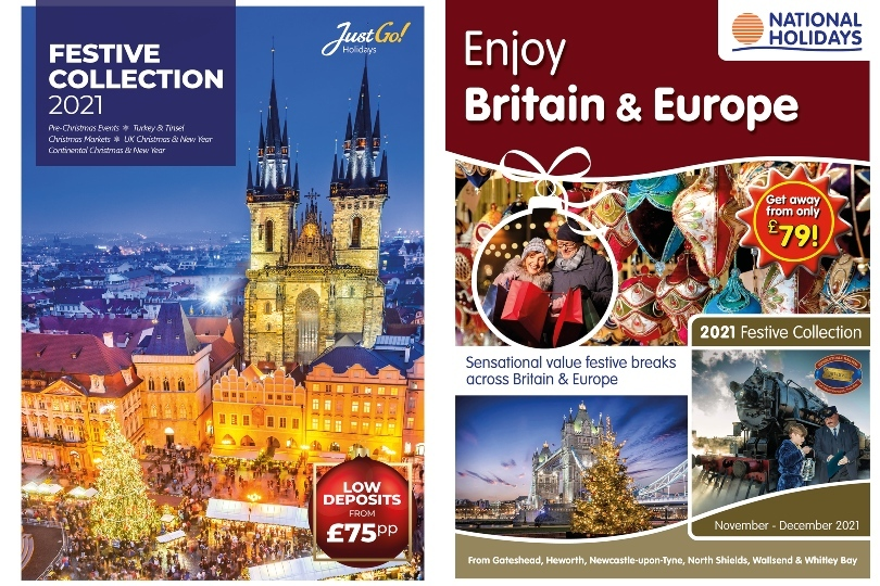 JG Travel Group launches festive brochure collection