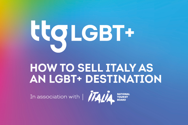 TTG LGBT+: How to sell Italy as an LGBT+ destination