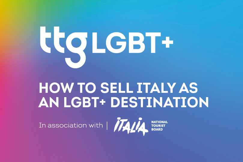 TTG seminar: Find out how to sell Italy as an LGBT+ Destination