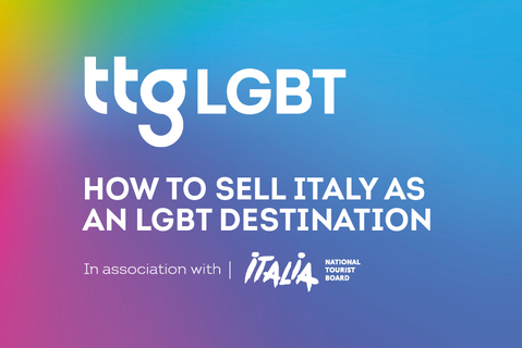 TTG LGBT: How to sell Italy as an LGBT destination