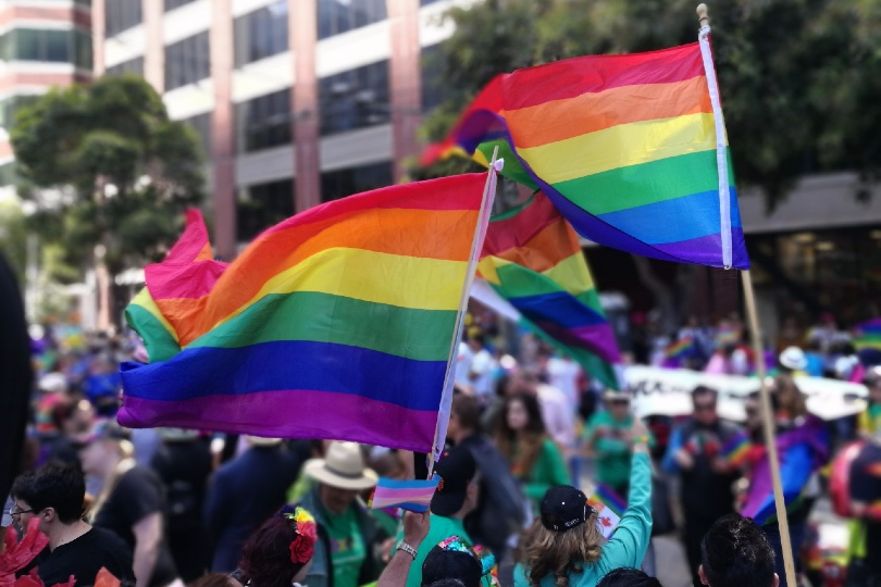 'In Pride Month, I ask: have we forgotten the protest whilst we party?'