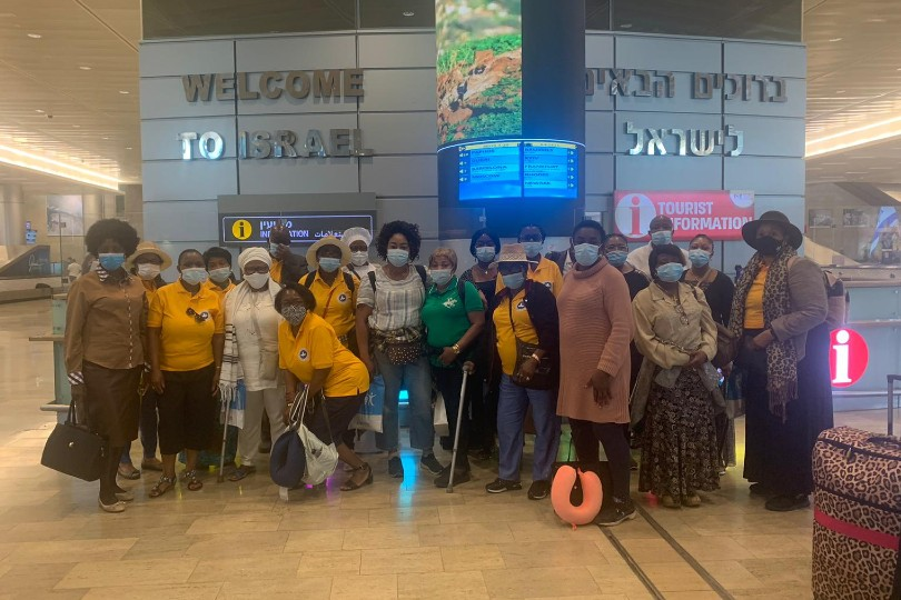 Israel welcomes first British post-Covid tour group