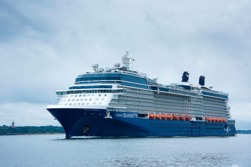 Celebrity Silhouette will extend its season of British Isles trips with three cruises in September 2021