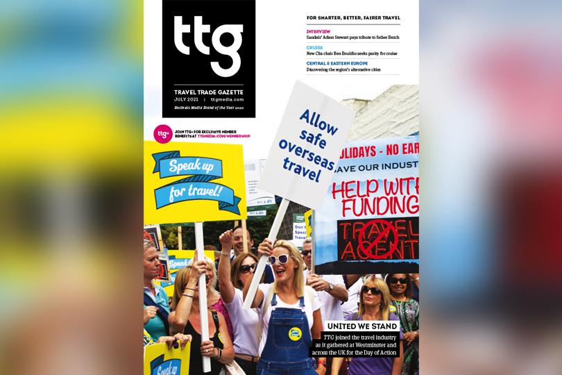 In TTG: August restart hopes; Travel Day of Action; Adam Stewart interview