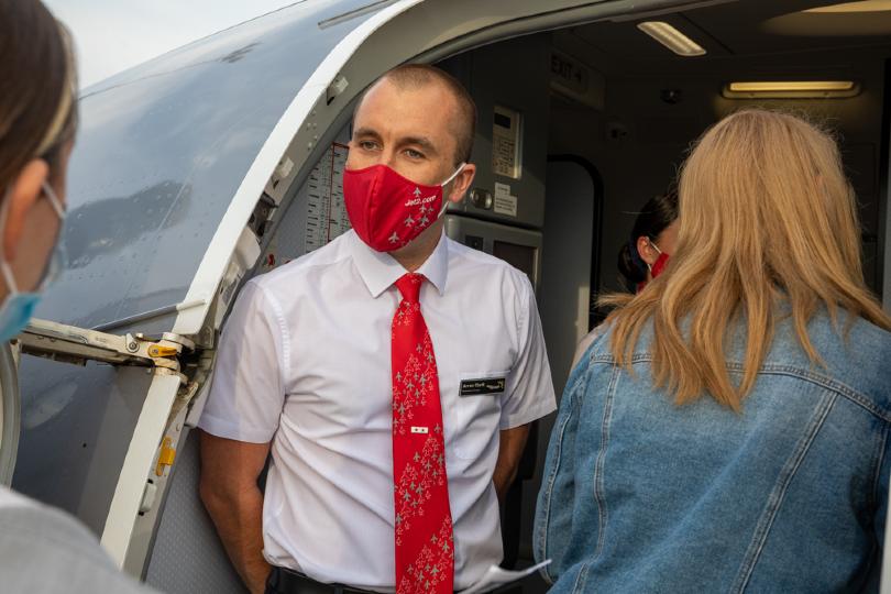 Passengers were welcomed back on Thursday morning (1 July)