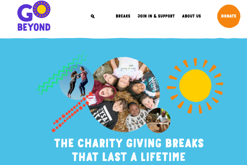 Midcounties seals partnership with charity Go Beyond