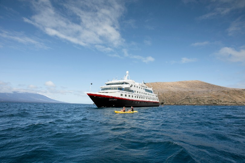 Hurtigruten to offer Galapagos cruises from 2022