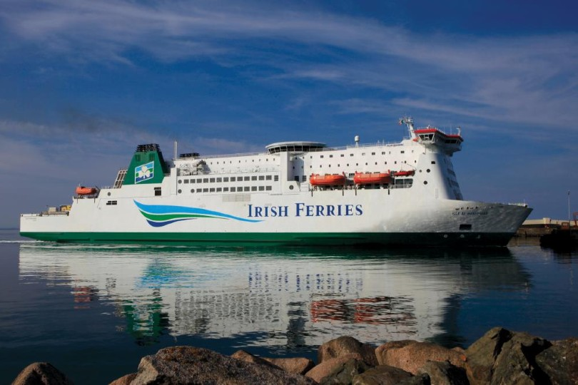 Irish Ferries to launch new Dover-Calais route next week