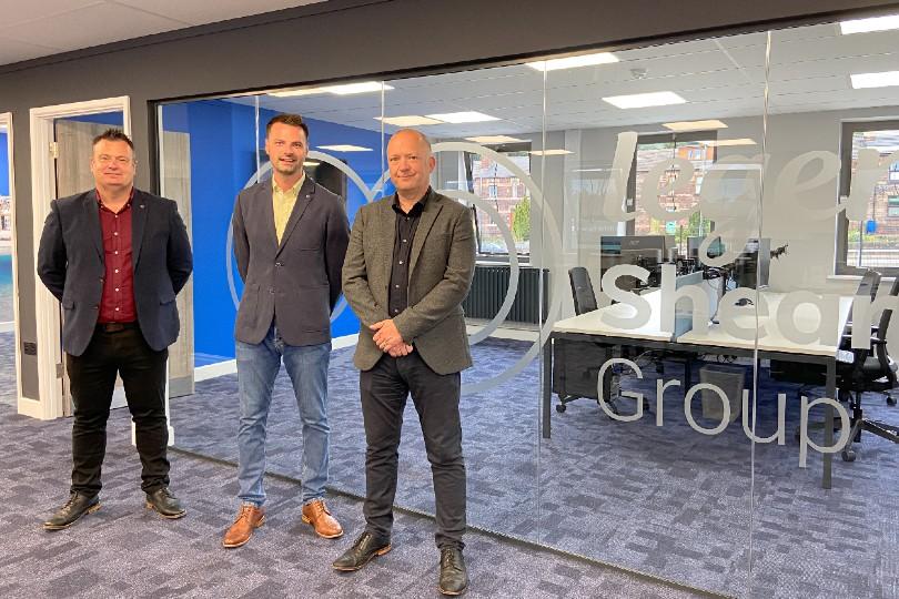 Leger Shearings Group unites at refurbished HQ