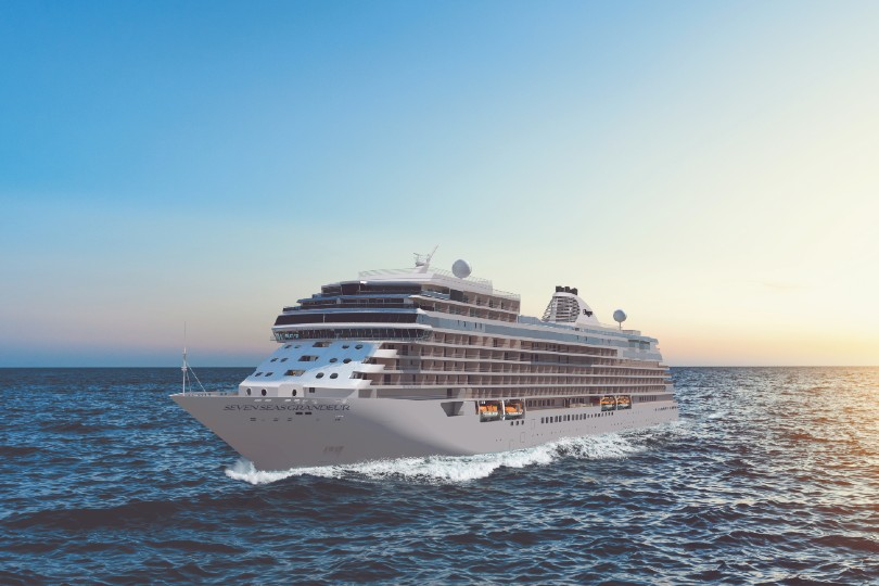 Regent Seven Seas Cruises reveals name of new ship