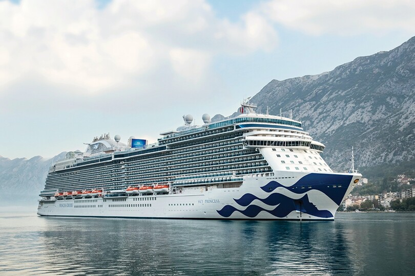 Princess Cruises will have five MedallionClass vessels based in Europe - including Sky Princess