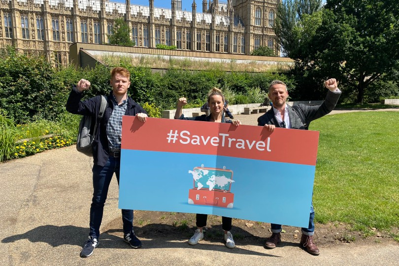 Travel Day of Action: Full recap as industry unites to lobby govt