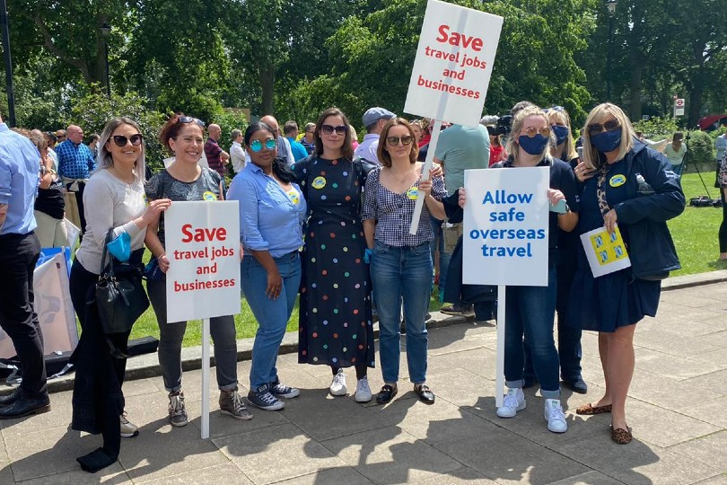 Travel Day of Action: 'We need support now', urges trade