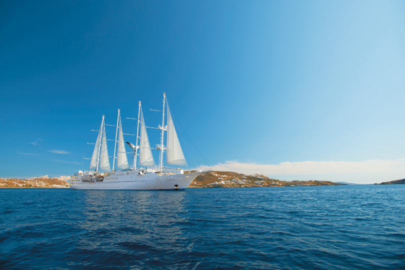 Windstar resumes operations with Greece sailing