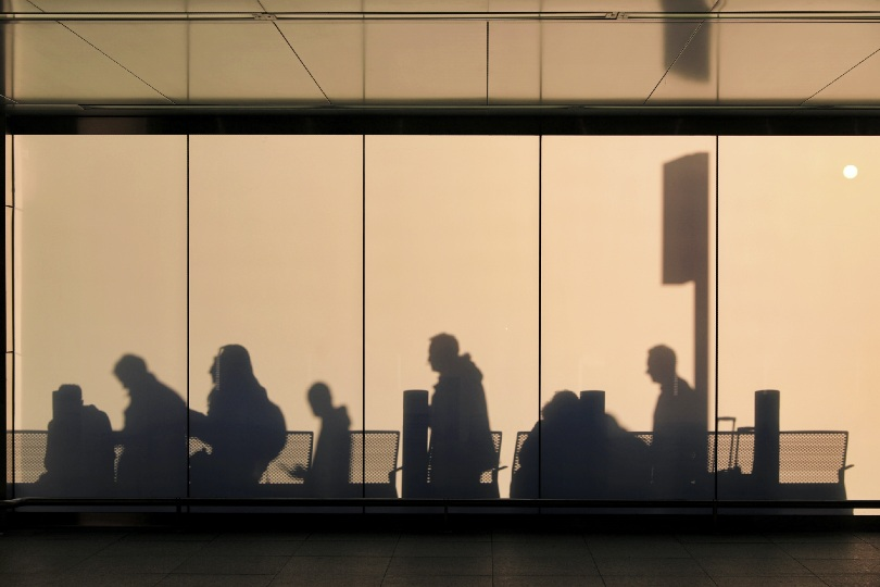 Travellers could face long queues at airports as their Covid documents are checked (Credit: Yolanda Sun / Unsplash)