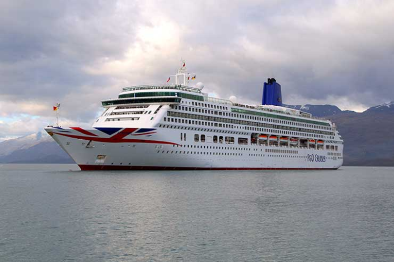 P&O Cruises' Caribbean sailing sells out in six hours