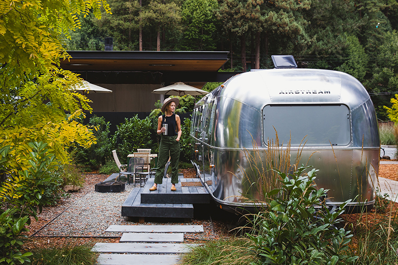 AutoCamp in Yosemite is one of the options to feature for the first time
