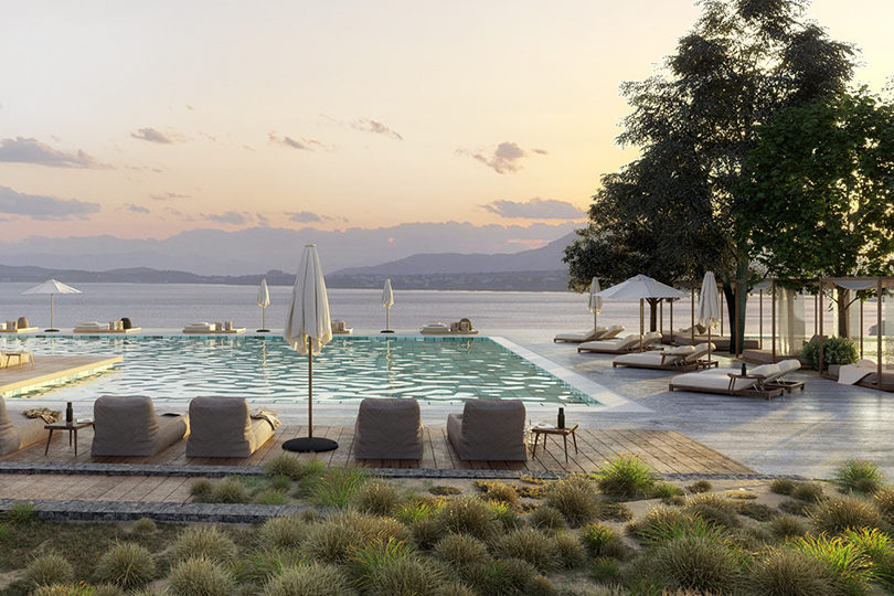 Domes Resorts launches hotel in Corfu